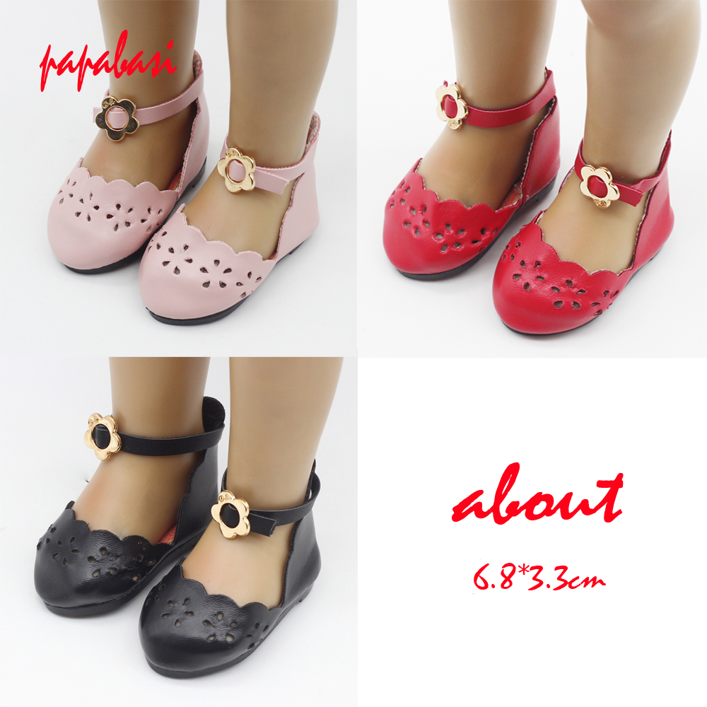 Toy Baby Doll Shoes