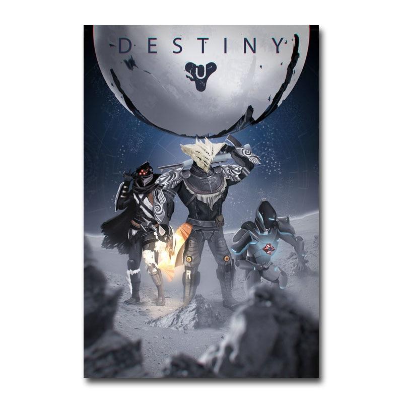 Destiny 2 hot Game Art Silk Poster 13x20 24x36 inch
