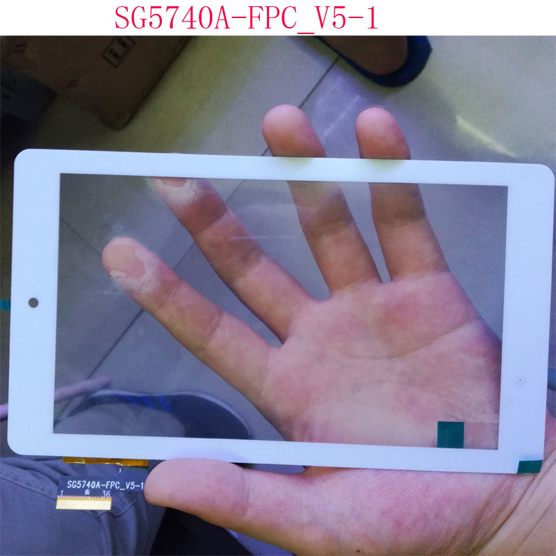 A+ SG5740A-FPC_V3 V4 V5-1 /SG5740A-FPC-V3-1 7inch touchscreen touch panel digitizer glass for tablet basic psychology 4e sg