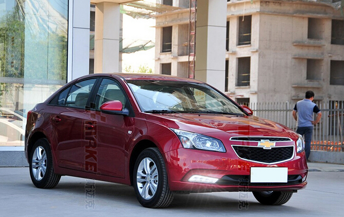 led fog lamp + led daytime running light DRL combo for Chevrolet cruze 2015 by fast shipping, with wireless switch top quality led drl daytime running light for chevrolet chevy cruze 2009 2013 guiding light design super bright