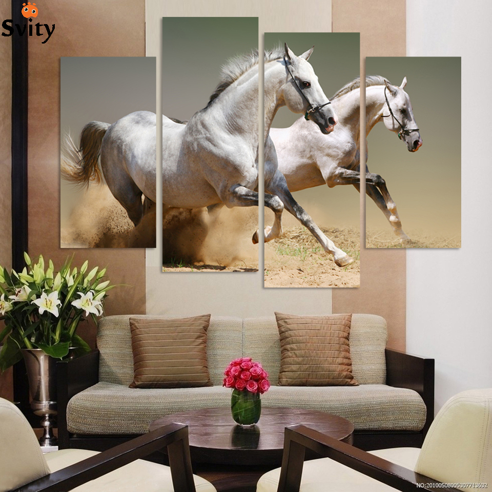 Wall Hanging For Living Room Online Buy Wholesale Horse Wall Hanging From China Horse Wall