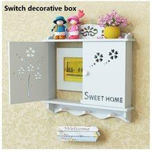 Compteur boîtes décoratives l'interrupteur principal boîtes d'alimentation boîtes de frein abris étagères de cuisine boîtes de rangement