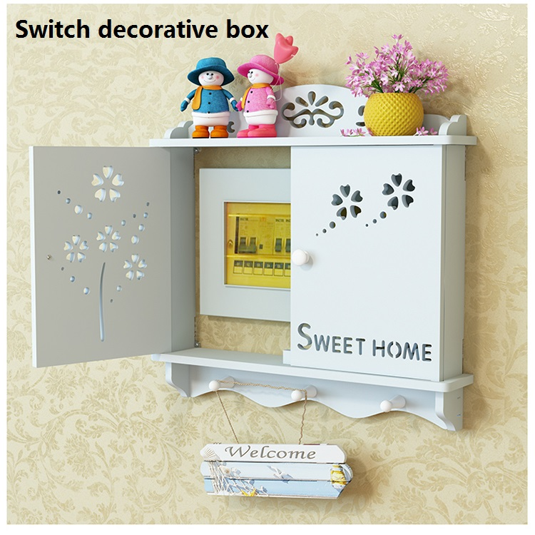 OUSSIRRO Meter decorative boxes the main switch power boxes brake boxes shelters Kitchen racks storage boxes storage rack