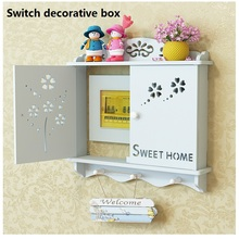 OUSSIRRO Meter decorative boxes the main switch power brake shelters Kitchen racks storage rack