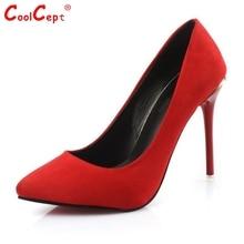 แฟชั่นผู้หญิงปั๊มยี่ห้อเซ็กซี่รองเท้าส้นสูงผู้หญิงชี้เท้าผู้หญิงรองเท้าของบุคคลที่จัดงานแต่งงานZ Apatos Mujerขนาด35-39 Z00318