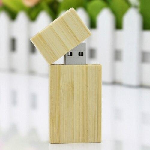 Кольцо подарок Творческий Бамбук Деревянные memoria USB Flash Drive 128 ГБ накопитель USB 3.0 Memory Stick 8 ГБ 16 ГБ 32 ГБ 64 ГБ флешки 1 ТБ