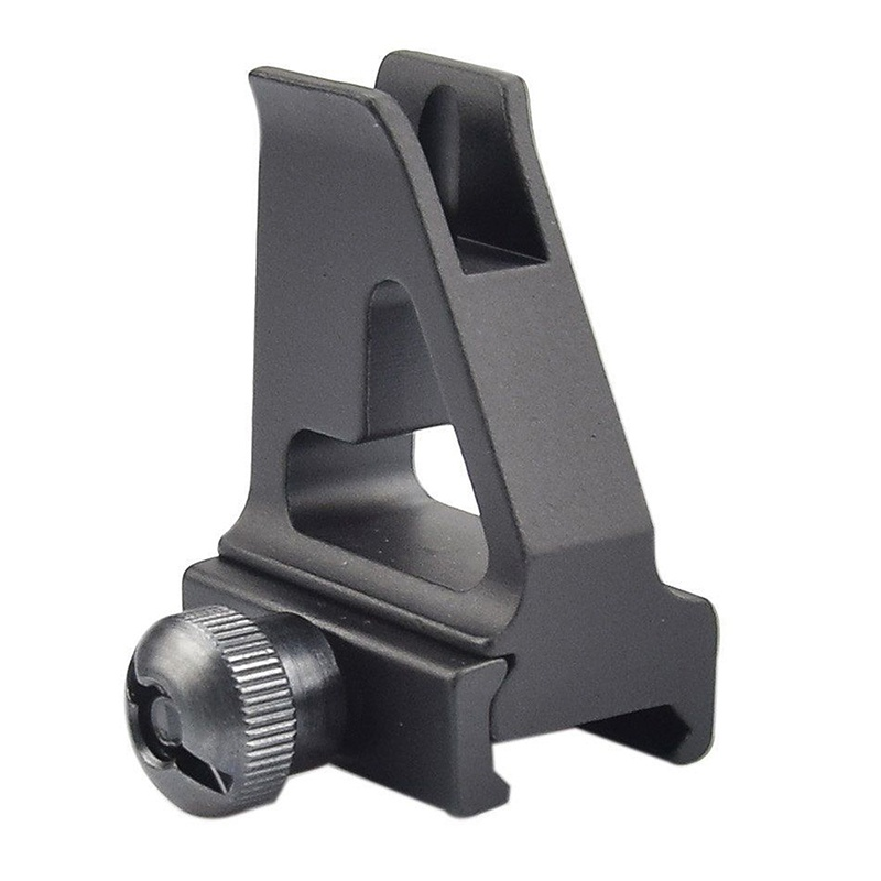 Metal High Profile Detachable Front Sight For Flat top Rail Tactical Mil Spec Standard AR15 Front Sight hunting hd плеер sony nsz gs7 internet player with google tv