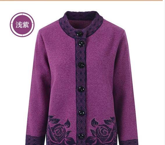 El envío gratuito!!! 2015 otoño/invierno moda suéter viejo mamá cómodo suéter de cachemira suéter yardas grandes en saleder falda