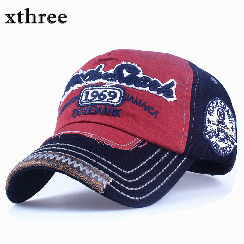 Xthree cotton men's baseball cap snapback hat for women hip hop casquette gorras bone 5 panels xthree faux leather baseball cap embroidery deer snapback hat hip hop casquette bone men hats for women