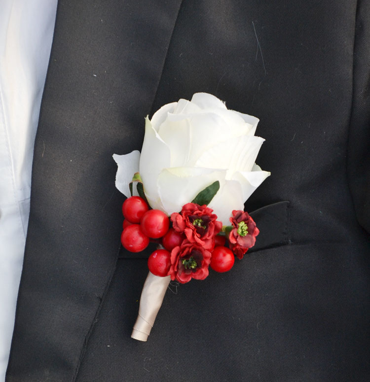 5pcsset hand made best man groom boutonniere artificial silk flower 5pcsset hand made best man groom boutonniere artificial silk flower man corsage wedding man suit pin brooch wedding supplies in artificial dried flowers mightylinksfo Choice Image