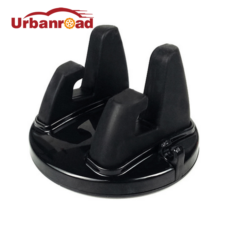 Universal soft silicone car dashboard phone holder For Audi A4 B5 B6 B8 A6 C5 C6 A3 A5 Q3 Q5 Q7 BMW E46 E39 E90 E36 Accessories yawlooc 3d metal black s3 s4 s5 s6 s8 sline car tail sticker emblem badge logo car styling for audi q3 q5 q7 b5 b6 b8 c5 c6