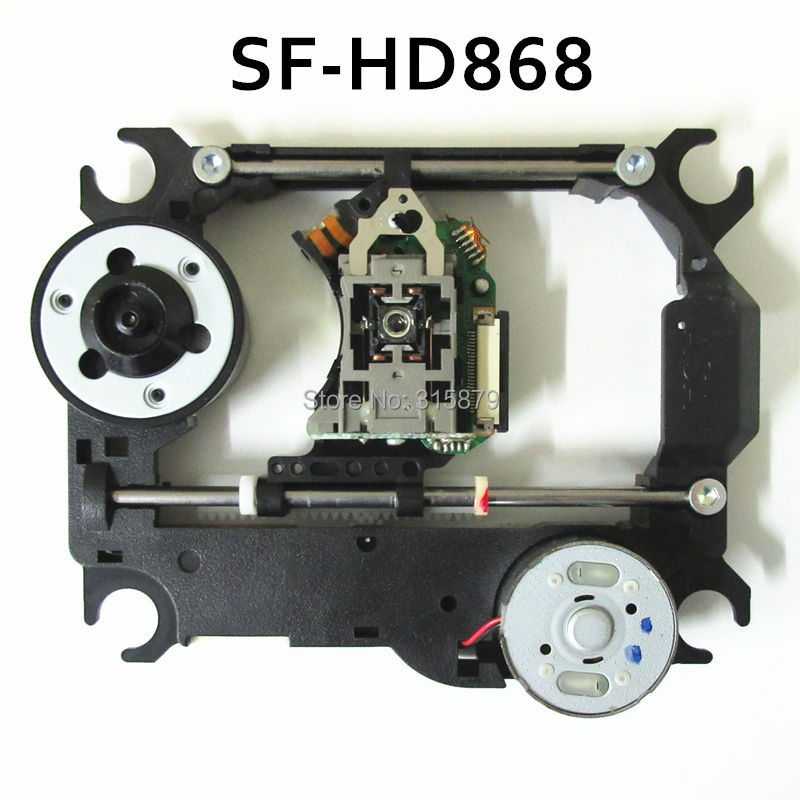 Original New SF-HD868 DVD Laser Pickup for SANYO SFHD868 SF HD868 with Mechansim