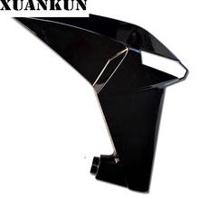 XUANKUN części zamienne do motocykli 2014 650NK przedni lewy osłona prawo zewnętrzny zbiornik zewnętrzna skorupa z tworzywa sztucznego przypadku CFMOTO