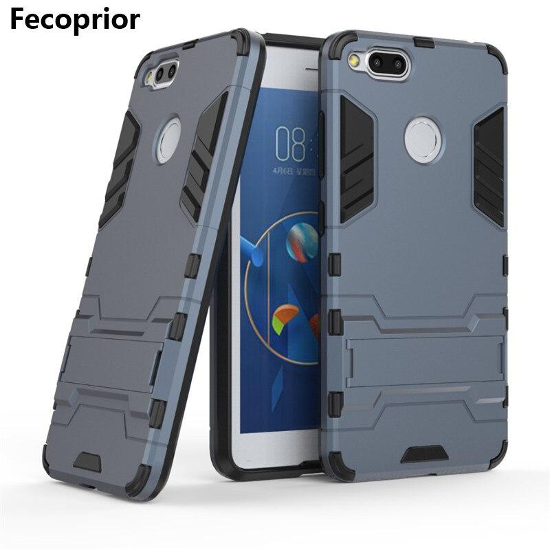 Fecoprior z17mini задняя крышка для ZTE Нубия Z17 мини Пластик ТПУ кремния Панцири жесткий смартфон celulars