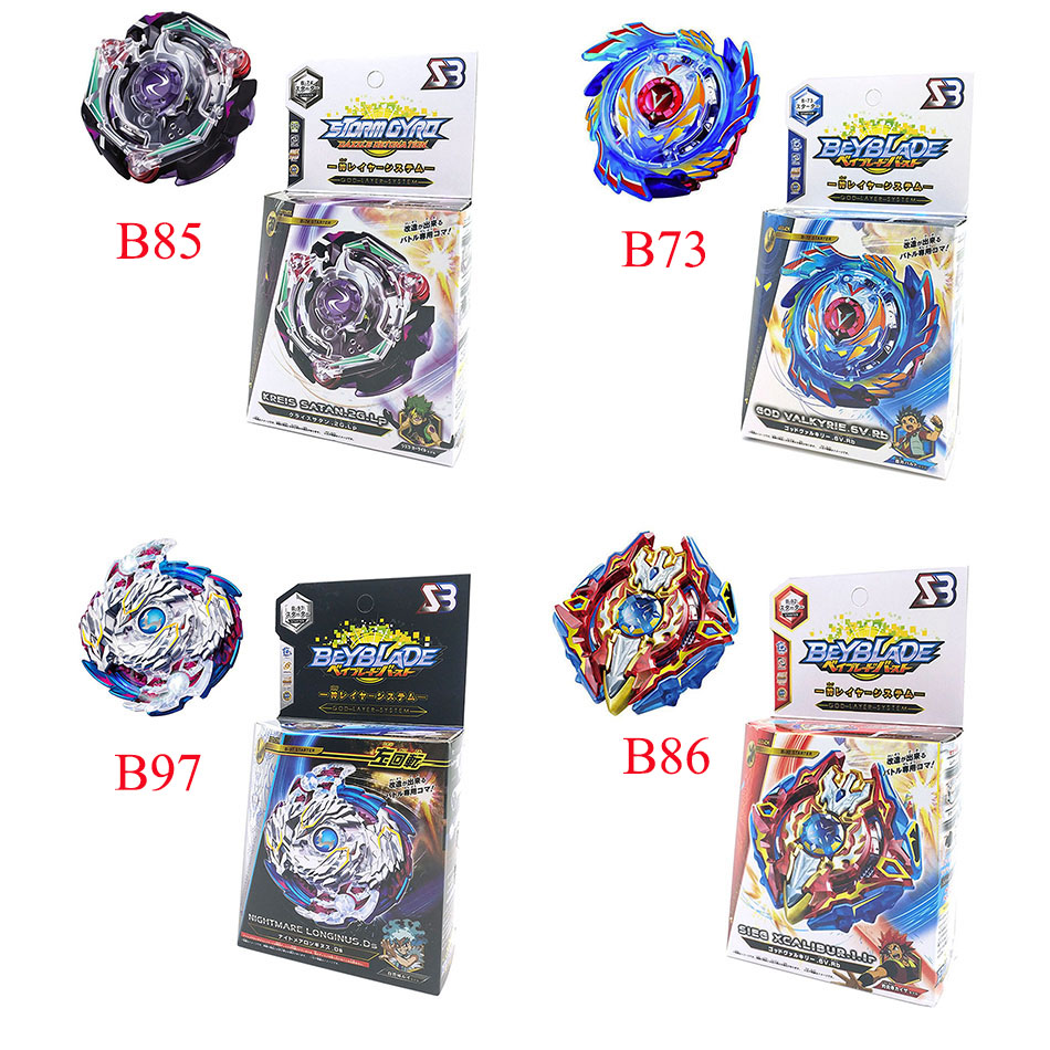 Arena Metal Top Beyblade burst Toupie Fusion 4D Masters Launcher For Children Christmas  ...