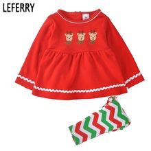 Cotton Baby Girl Clothes Sets Spring Autumn Infant Girls Clothing Boutique Toddler Fashion