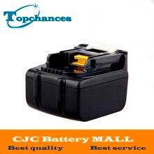 14 4V 3 0Ah 3000mAh Li Ion Replacement Power Tool Battery for Makita BL1430 BL1415 194066