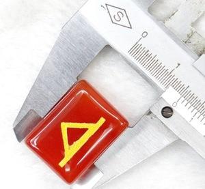 Image 5 - Tự nhiên Aventurine Pha Lê Onyx Đá Mắt Hổ Viking Chữ Rune Bùa Hộ Mệnh Bộ Reiki Chữa Bệnh Tinh Thể Bói Toán Búi Tó Đá 25 PC