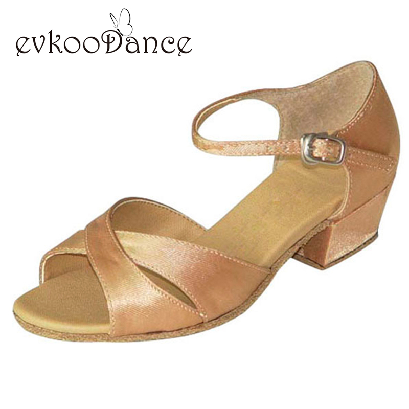 Silver Latin Dance Shoes