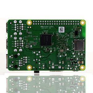 Image 2 - Raspberry Pi 3 Model B Board + 3.5 TFT Raspberry Pi3 LCD Touch Screen Display + Acrylic Case + Heat sinks For Raspbery Pi 3 Kit