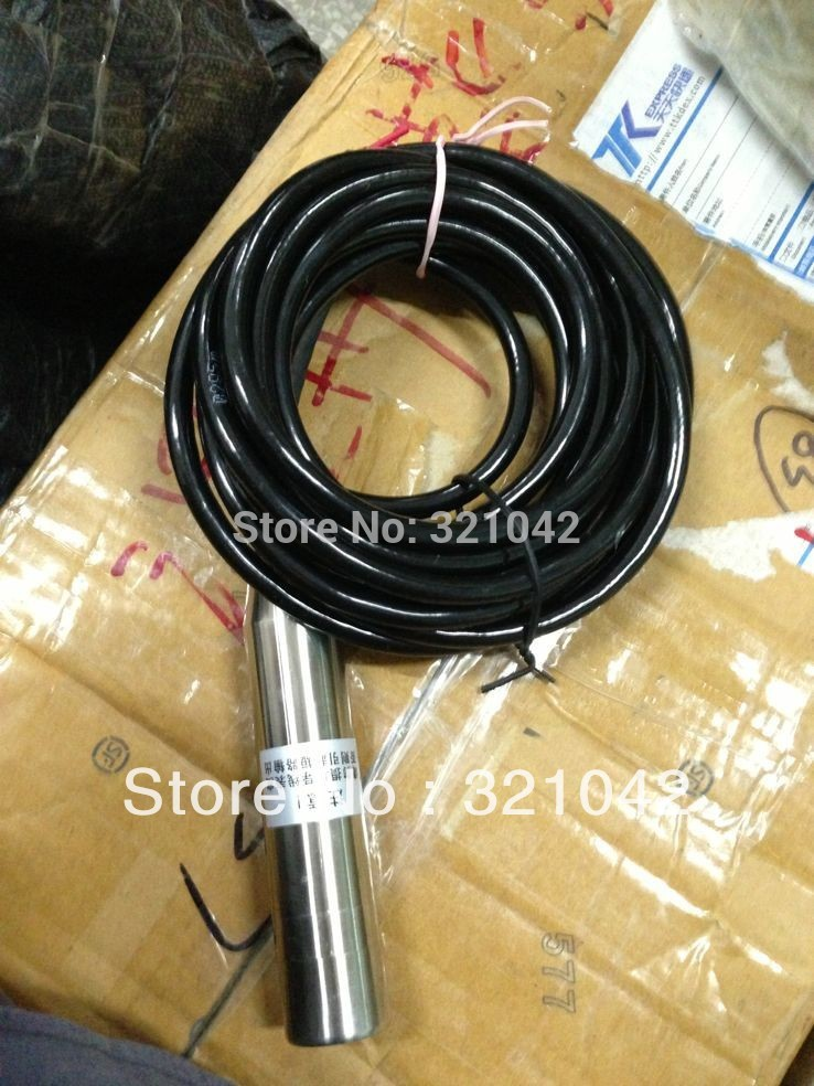 free shipping,Level gauge /the input type level sensor /water level transmitters / pressure water supply,5meters wire long free shipping mj f5 oem 10mm accuracy resistance output oil fuel level sensor gauge