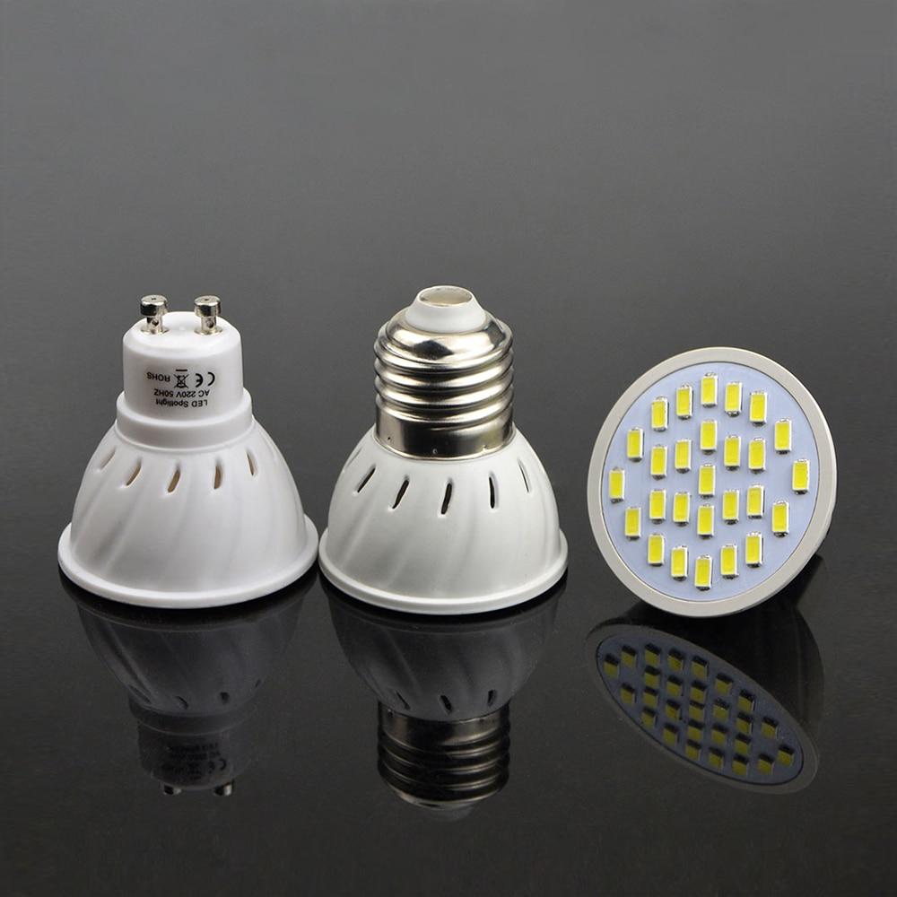 Aliexpress.com : Buy 10Pcs 27LEDs GU10 MR16 GU5.3 LED Spotlight ...
