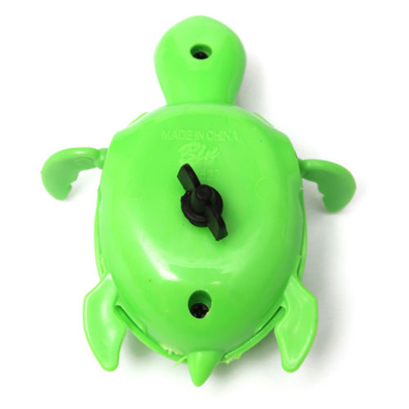 New Floating Wind-up Swimming Turtle Summer Toy For Kids Child Children Pool Bath