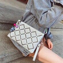 2018 NEW Women Rivet design Messenger Bag  Leather Handbags Ladies Bell Clutch Bag Bolsa Feminina Bolsa Female Handbag
