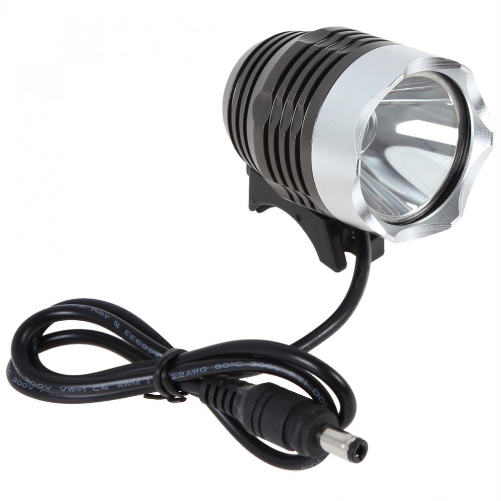 Žhavá sleva! Vodotěsné cyklistické světlo Super Bright Blike Light XM-L T6 1600Lm LED kolo světlomet s baterií