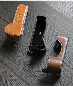 Чехол для камеры, кожаный чехол для Sony A7II A7M2 A7III-A7R3 A9 A6000 A6300 a6500 A5000 A5100 RX1R RX1 A7R A6400