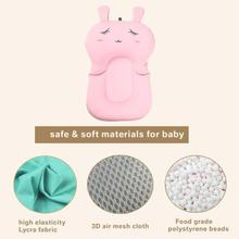 Baby Shower Portable Air Cushion Bed Baby Bath Pad Non-Slip Bathtub Mat