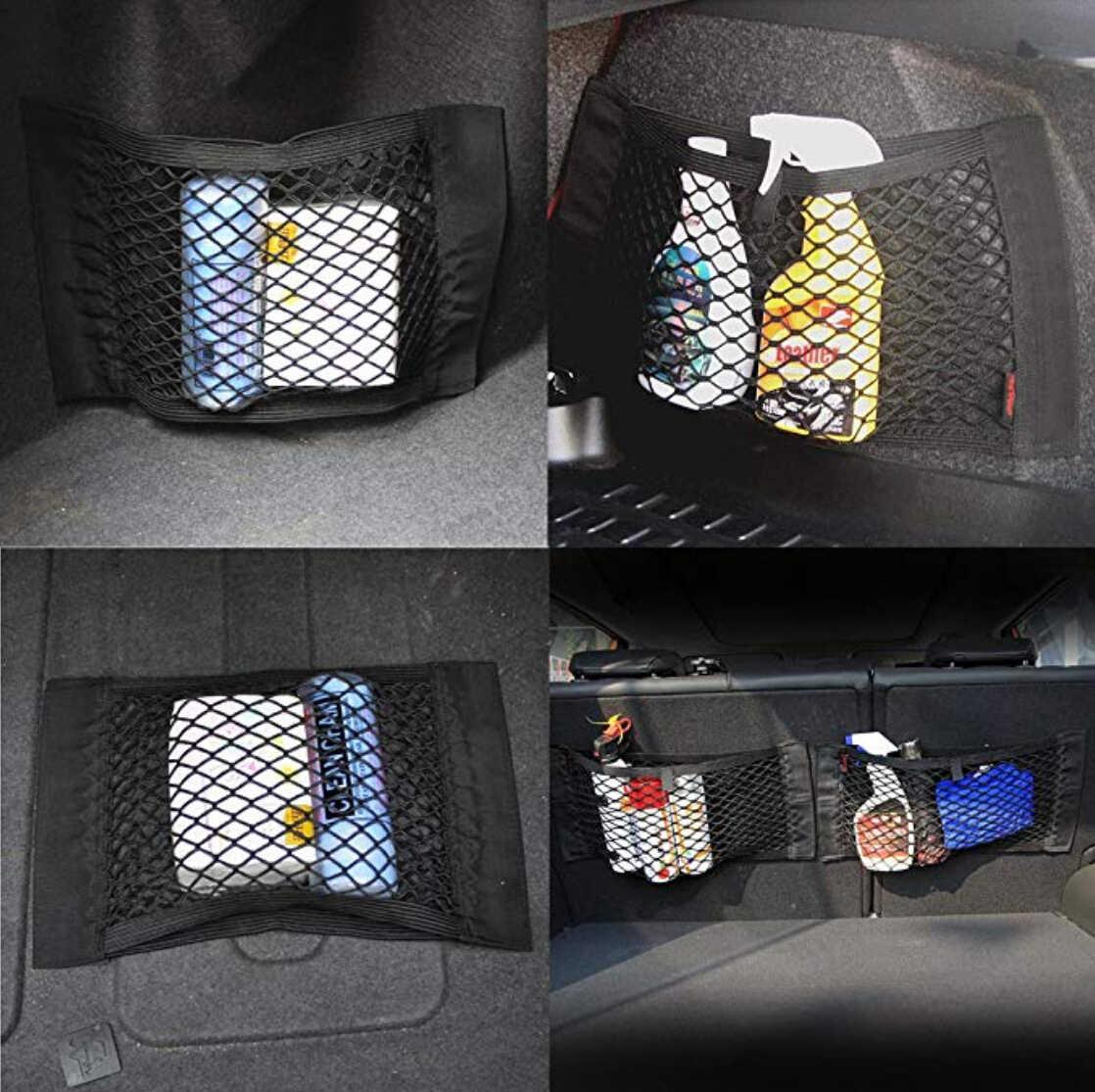 Автомобильная задняя сетка для сиденья сумка-пакет для хранения для Лада Гранта, калина vesta priora largus 2110 niva 2107 2106 2109 vaz samara
