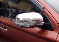 FOR Mitsubishi Outlander 2013 2014 2015 2016 mirror cover side mirror cover special modified ABS Chrome trim