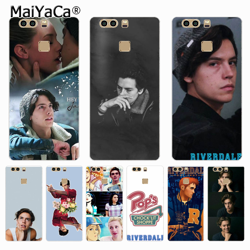 MaiYaCa American TV Riverdale Series Cole Sprouse Phone Case  for Huawei P10Plus P9 P10 P8 P7 P6  Xiaomi 3 4 Redmi2 Redmi Note2