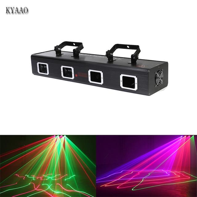 3D scanner auto disco aluminm bühne laser licht club muster LED led bar dmx wirkung laser lichter dj professinaol projetcor