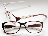 Out Of Stock Best Price Optical Eyewear For Women 360 Degree Rotating Duo Fashion Design Acetate