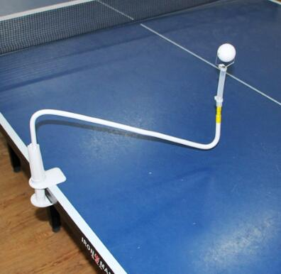 Professional Table Tennis Training Robot Fixed Rapid Rebound Ping Pong Ball Machine Trainer For Stroking In Accessories