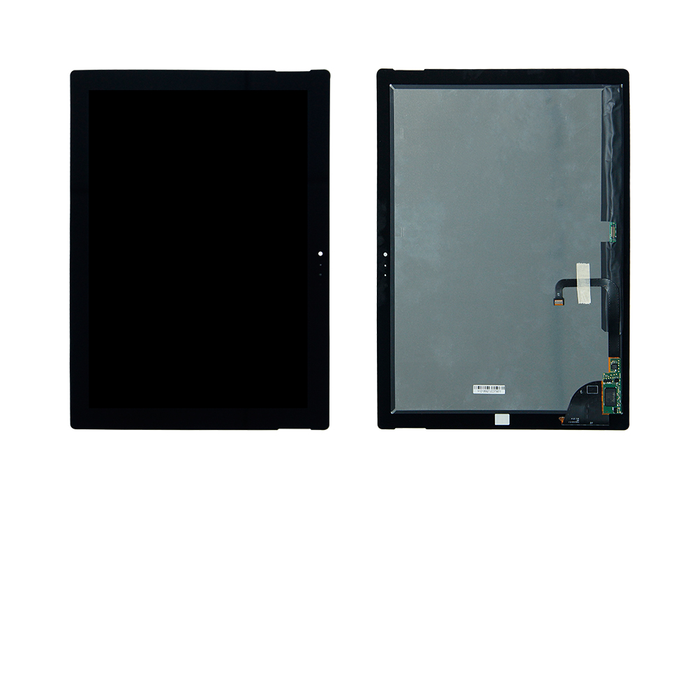 For Microsoft <font><b>Surface</b></font> <font><b>PRO</b></font> <font><b>3</b></font> <font><b>1631</b></font> V1.1 Touch Screen Digitizer Glass Lcd Display Assembly <font><b>Surface</b></font> Pro3 LCD image
