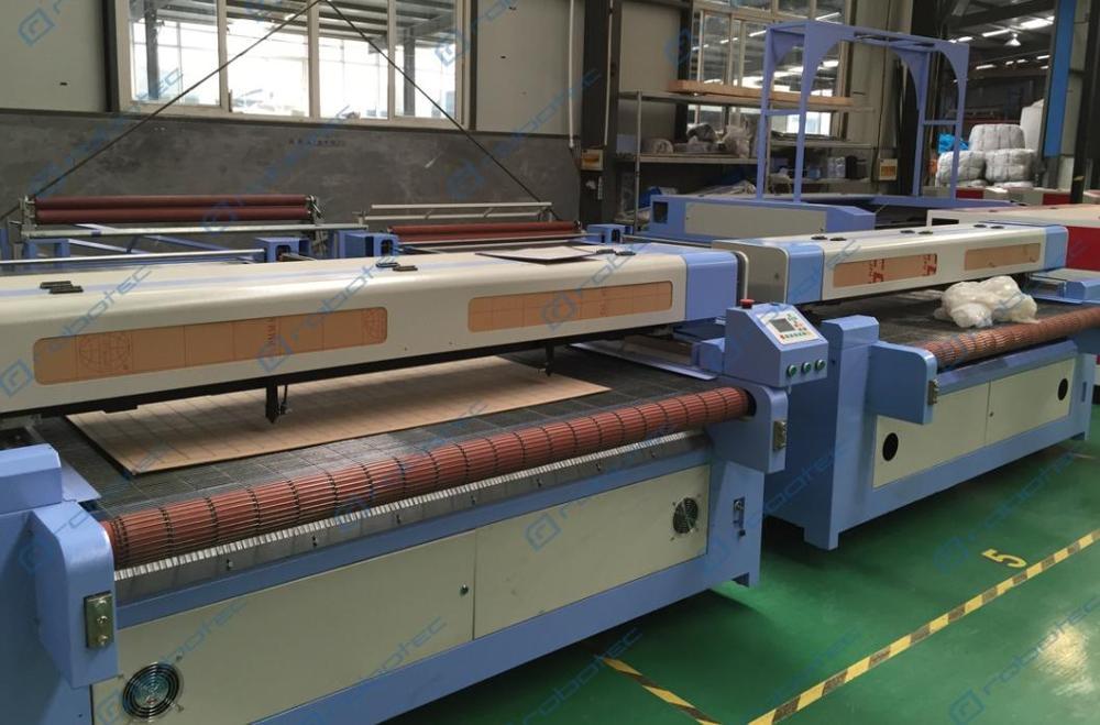 Fabric Laser Cutting Machine With Auto Feeder /co2 Laser Cutting Machine RTJ 1625