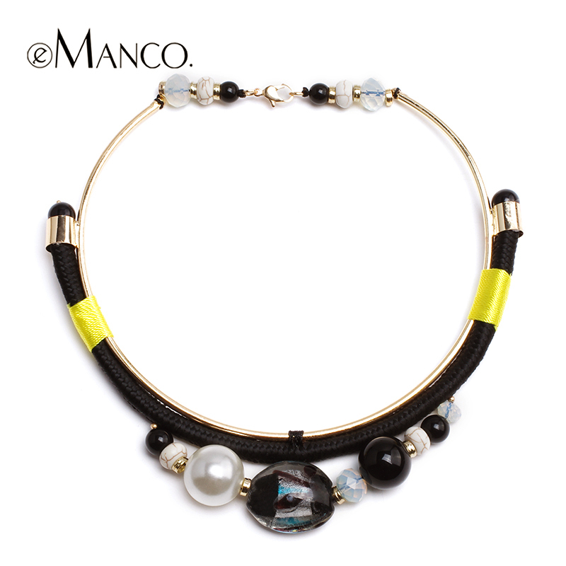 Aliexpress.com : Buy Natural Black Stone Necklaces for