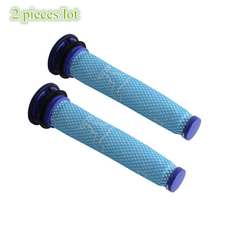 2x Filtri di Ricambio per Dyson v8 v7 v6 dc62 DC61 DC58 DC59 DC74 Filtro Aspirapolvere Parts #965661-01 Fette filtro