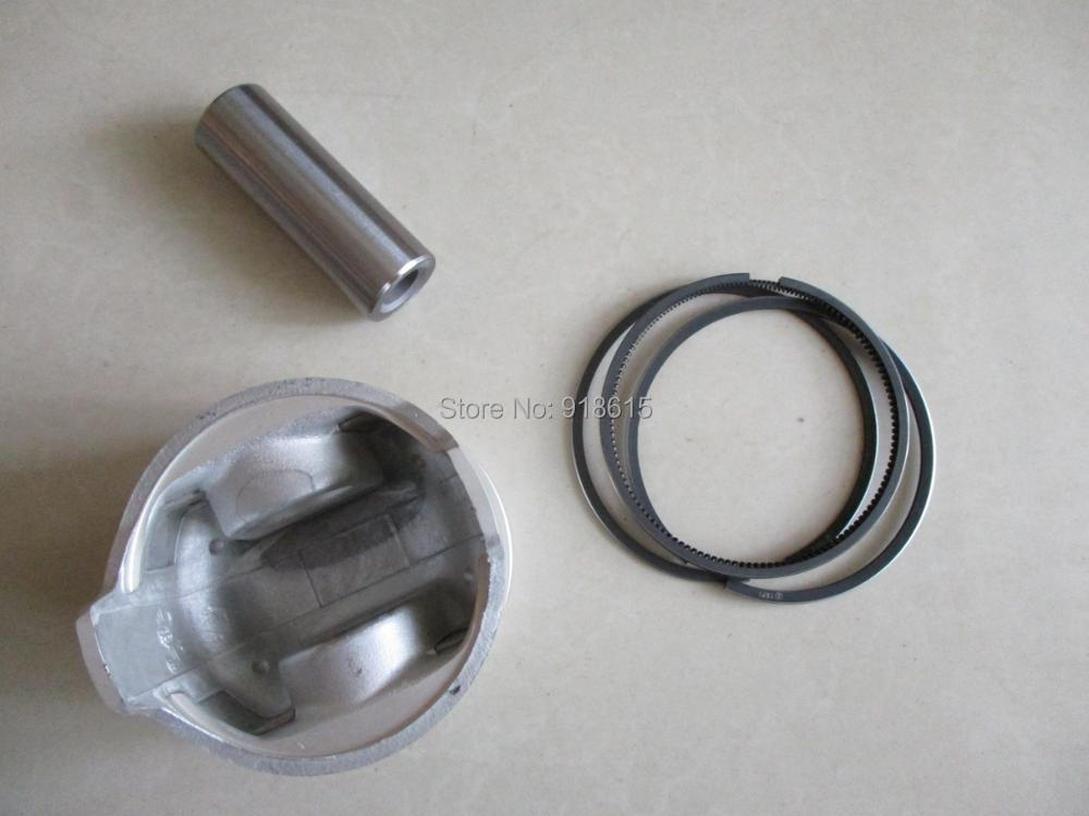 KIPOR KDE16EA3 KDE19EA3 KDE16STA3 KDE19STA3 KDE16STA KDE19STA KM376 PISTON AND PISTON RING ASSEMBLY DIESEL GENERATOR PARTS цена