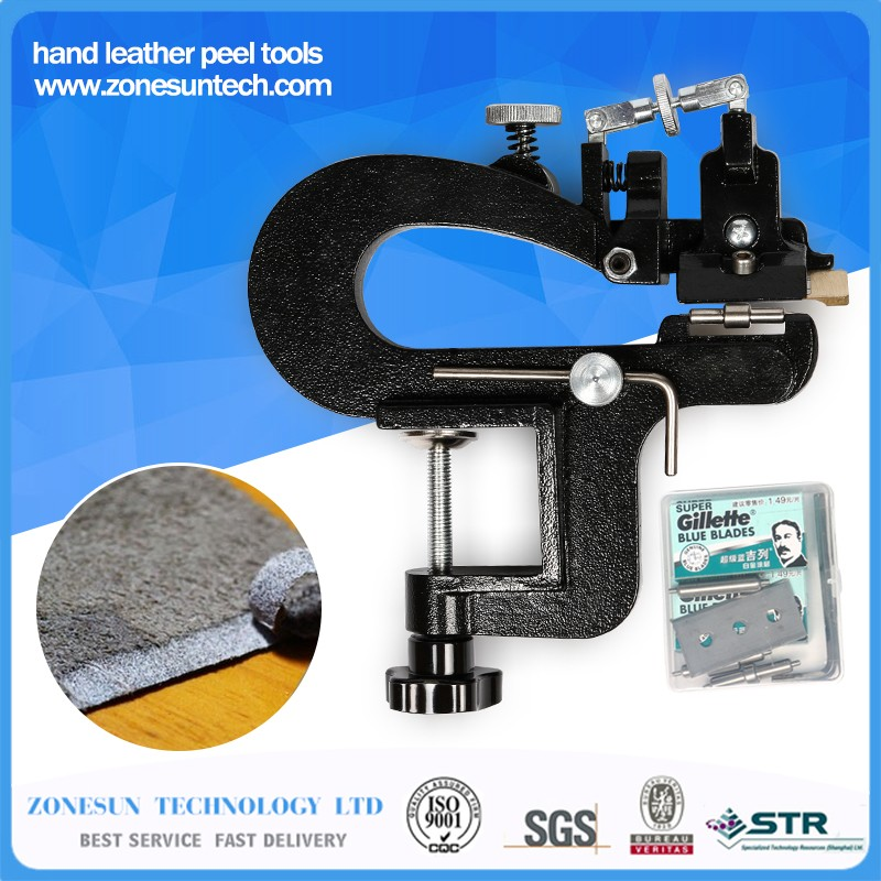 Leather-paring-device-kid-max-35mm-width-Manual-leather-skiver-hand-leather-peel-tools-vegetable-tanned