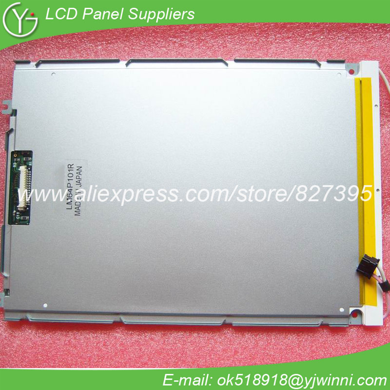 New And Original Lcd Panel  LM64P101  LM64P101R   With Metal Shell