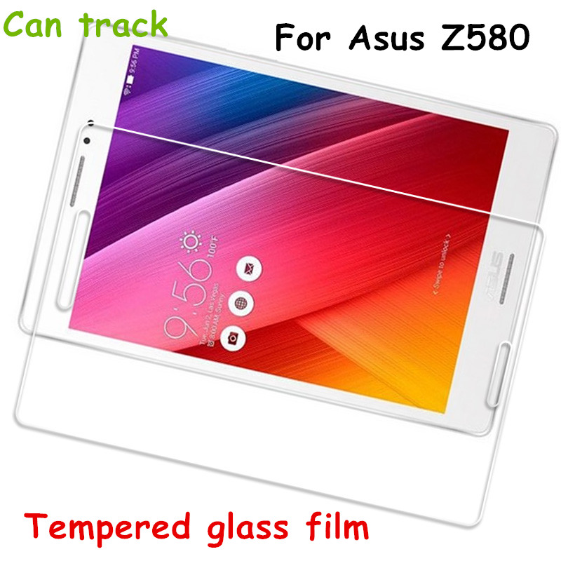 NEWCOOL Ultra thin 0.33mm 9H Tempered Glass Screen protector For Asus zenpad S 8.0 z580 z580ca Protective Film screen guard