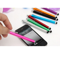 100pcs/lot Universal Capacitive Touch Screen Stylus Pen For Ipad Iphone,Huawei Xiaomi Chuwi For All Mobile Phones,All Tablet PC