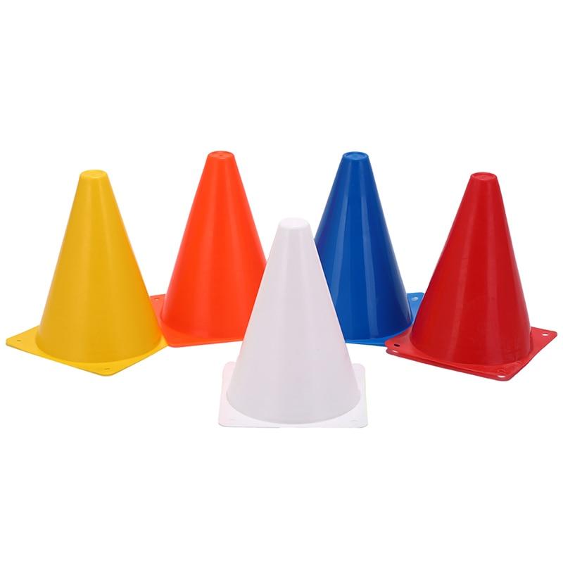 18cm 7inch Multipurpose Sport Football Training Traffic Cones Activity Cones Skating Skateboard Soccer Training Equipment
