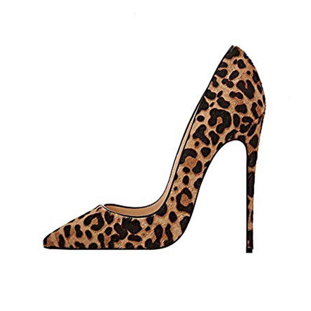 High Heels Women Pumps 12cm Stilettos Ladies Shoes Prom Heels Women Sexy Party Wedding Shoes Black Silver Big Size 6-12