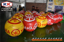 0 6 0 9mm PVC Sea Water Inflatable Paintball Bunkers Paintball