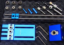 Woodworking tool,3 in 1 Drilling locator,08450A drilling guide kit